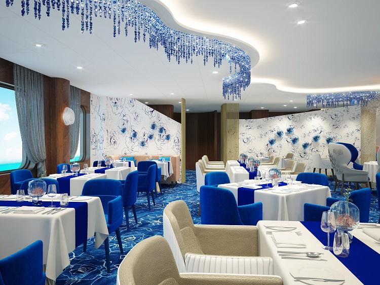 Альтернативный ресторан здорового питания Blu