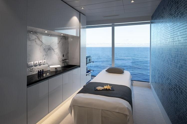 SPA c панорамным видом на море
