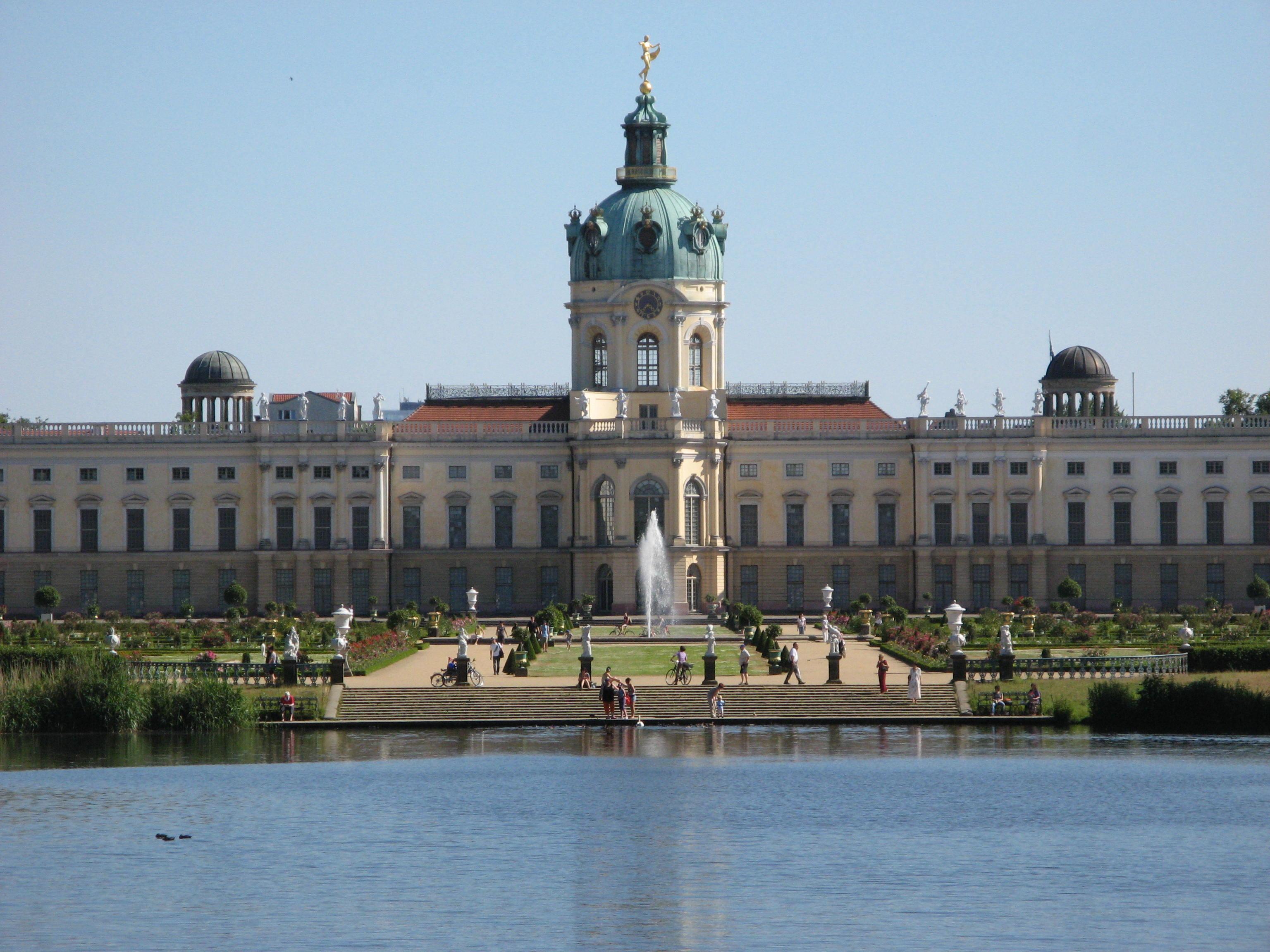 Дворец Щарлоттенбург, Берлин