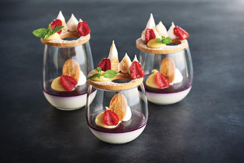 десерт «Панакота»