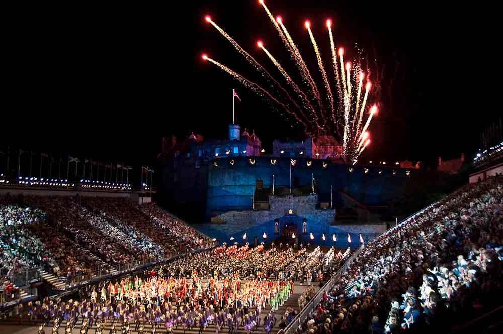 Парад военных оркестров