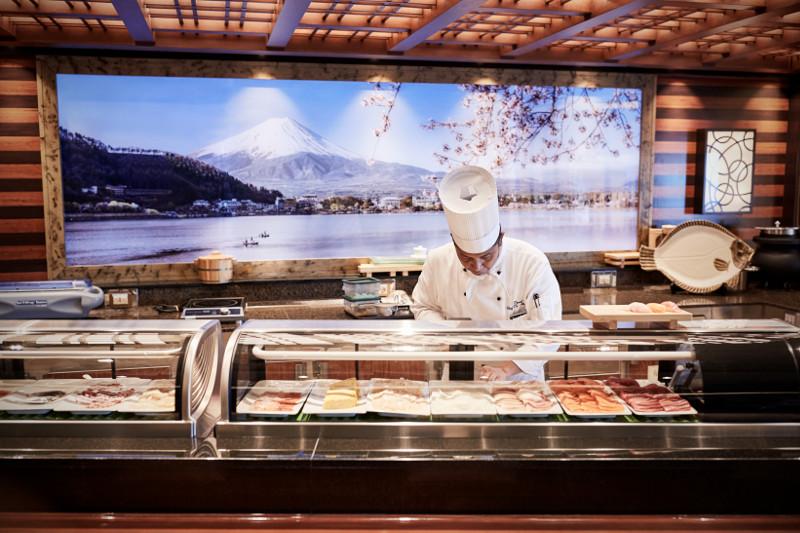 японский ресторан Kai Sushi