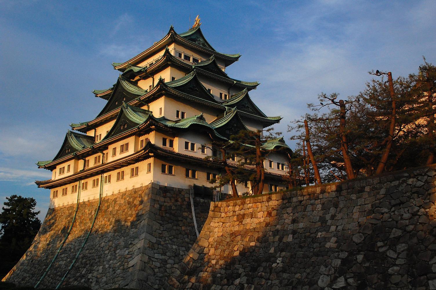 Замок Нагои