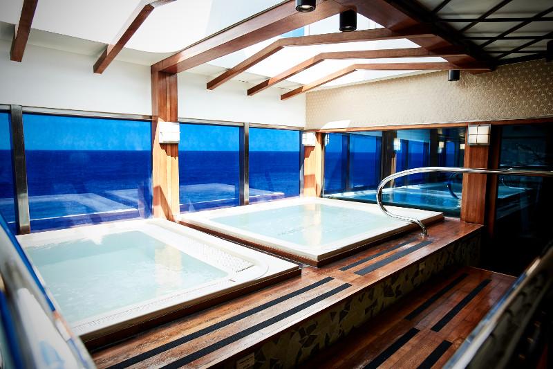 традиционные японские ванны – онсены
