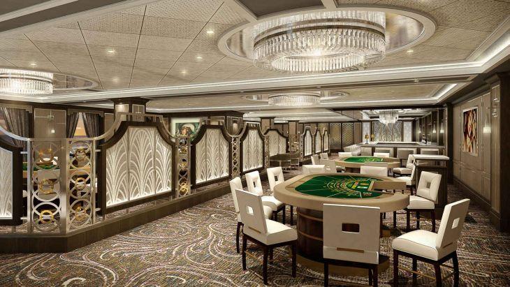 казино в стиле Лас-Вегаса