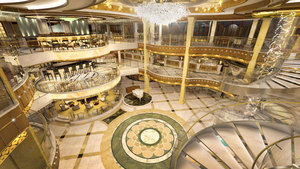 Atrium regal princess