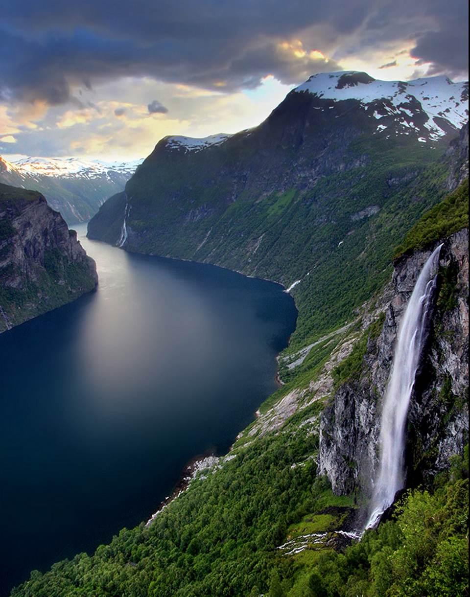 Norwegian fjords 5