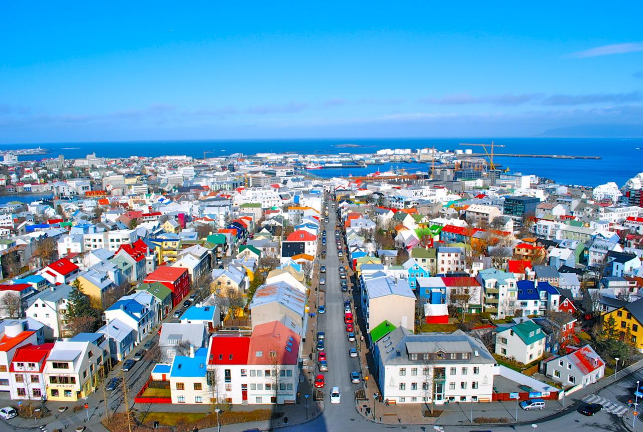 Reykjavik 24963