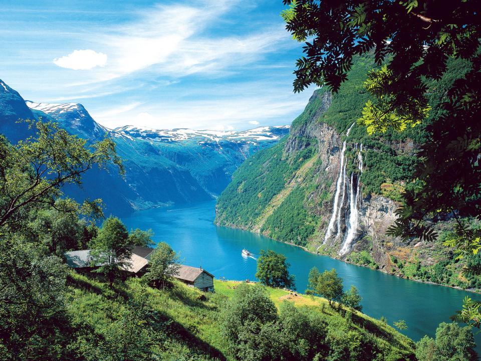 Fordy norvegii vsyo samoe interesnoe