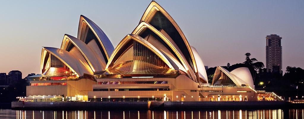 Sydney opera house 18155